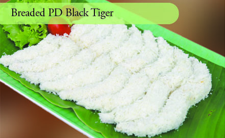 Breaded PD Black Tiger