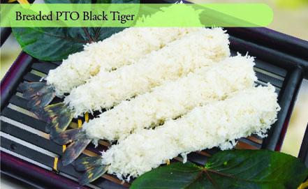 Breaded PTO Black Tiger